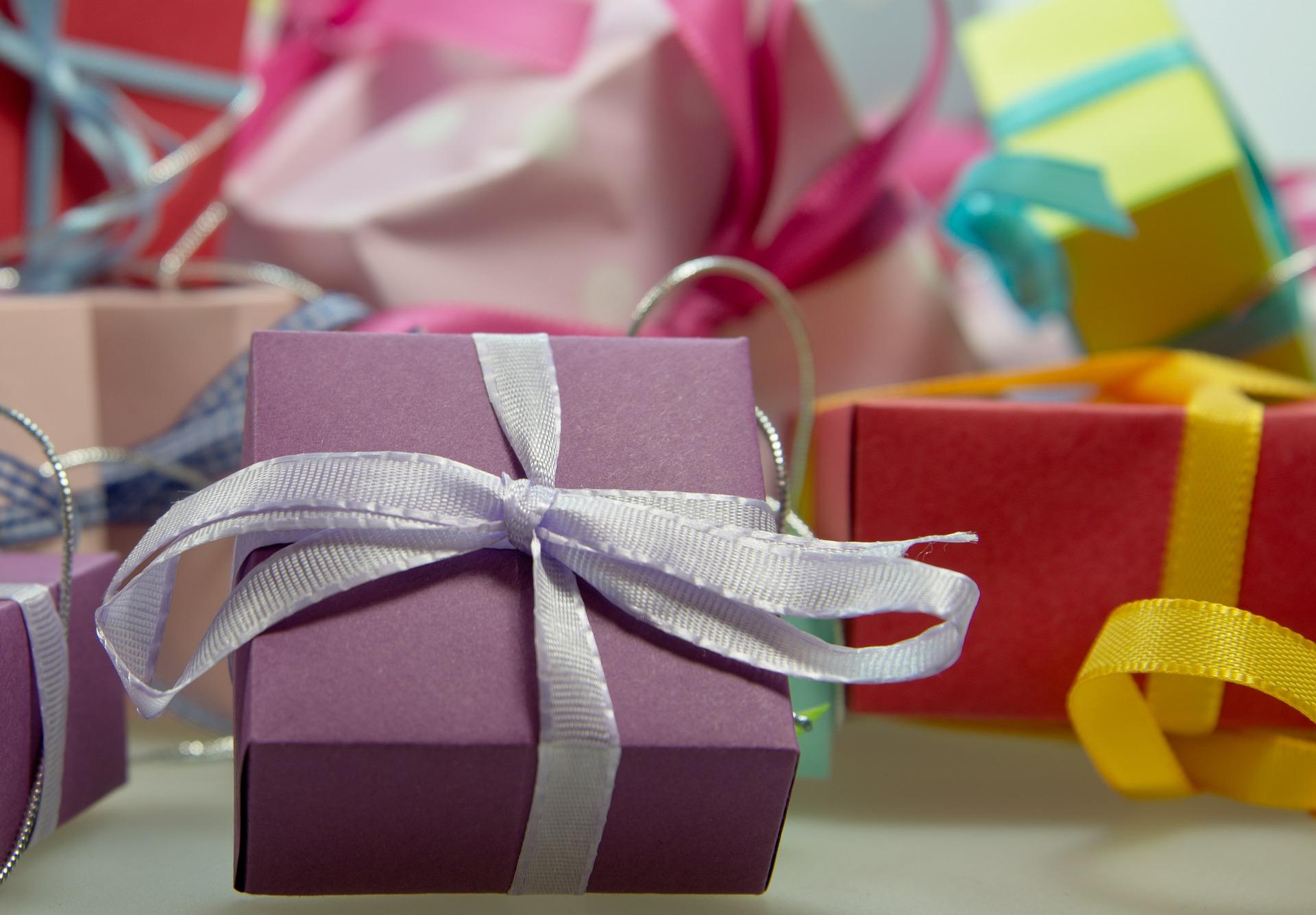 presentes - Dê ótimos presentes sem pagar uma fortuna por eles