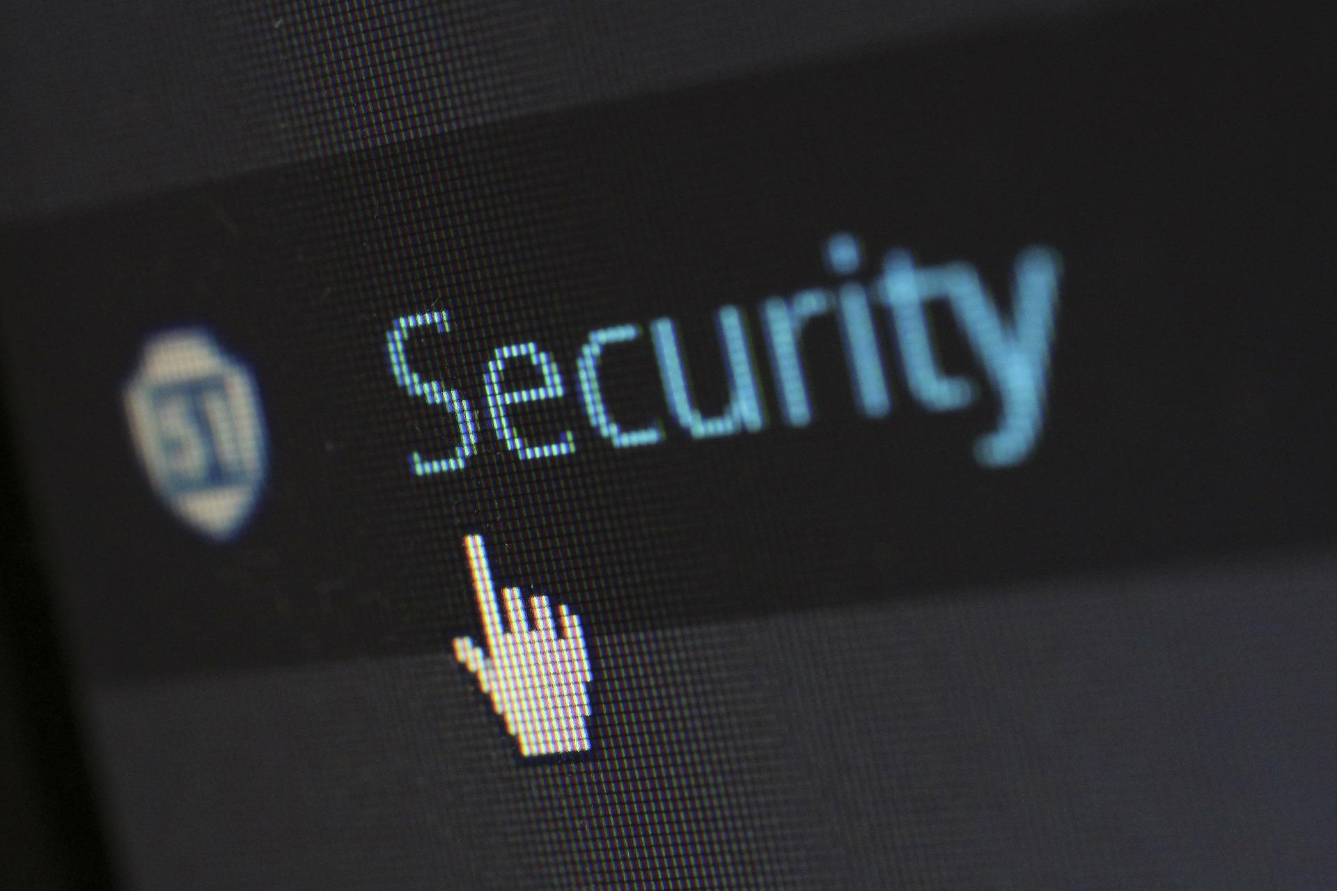 """security 265130 1920 - Etapas para tornar seu computador """"à prova de estranhos"""""""