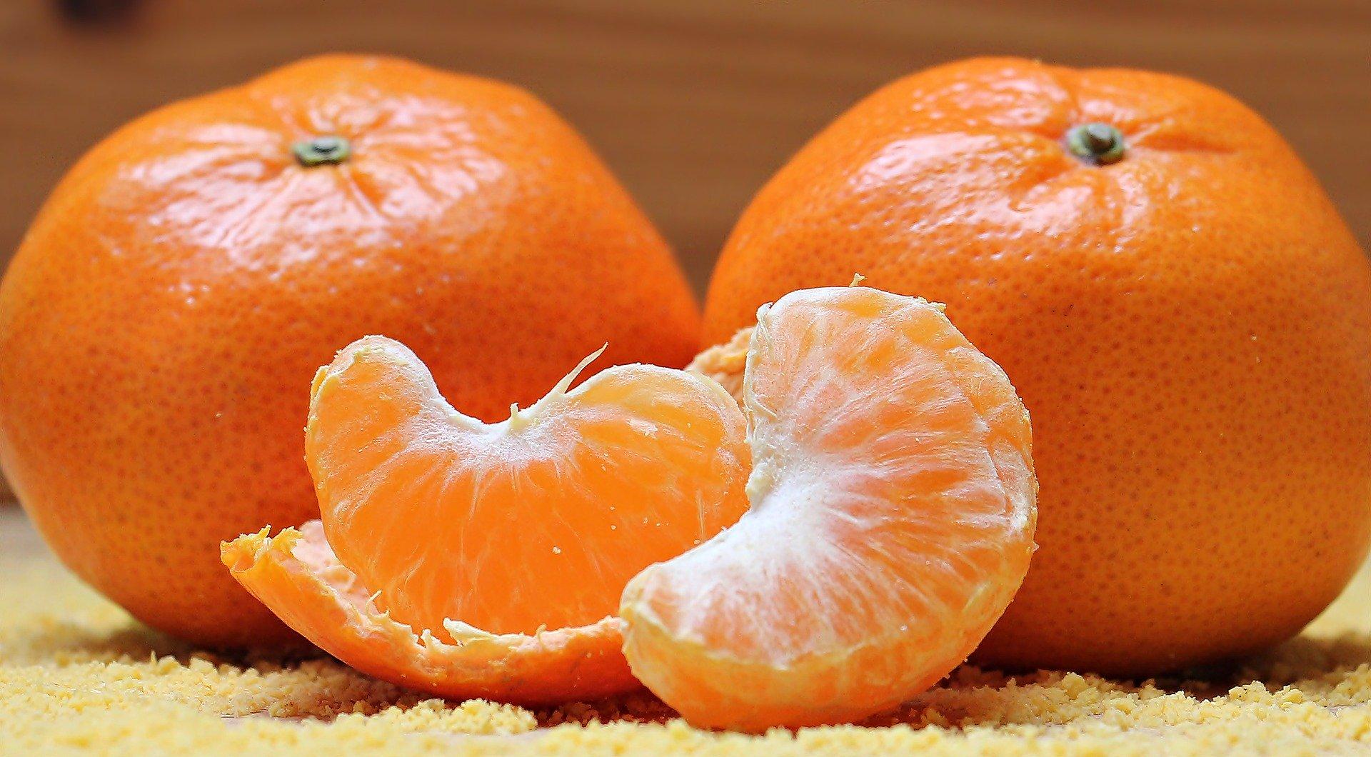 tangerines 1721633 1920 - Vitamina C: Veja quais sãos os benefícios em tomar a vitamina