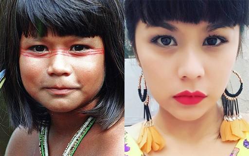 eunicebaiaaa - Lembra da índiazinha Tainá? veja como ela está hoje
