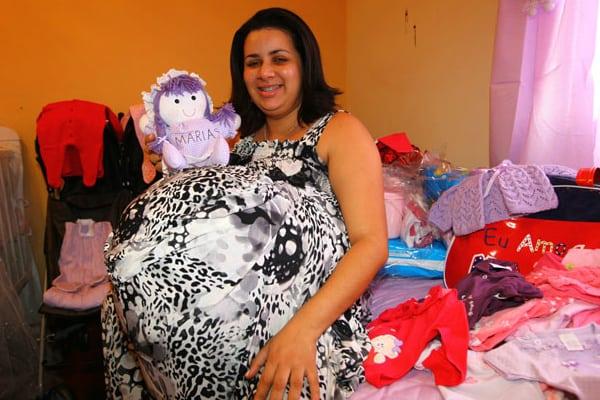 """como esta a gravida de taubate anos depois de sua falsa gravidez 2 - Lembra dela? Saiba como está a """"Grávida de Taubaté"""", oito anos após gravidez fake"""