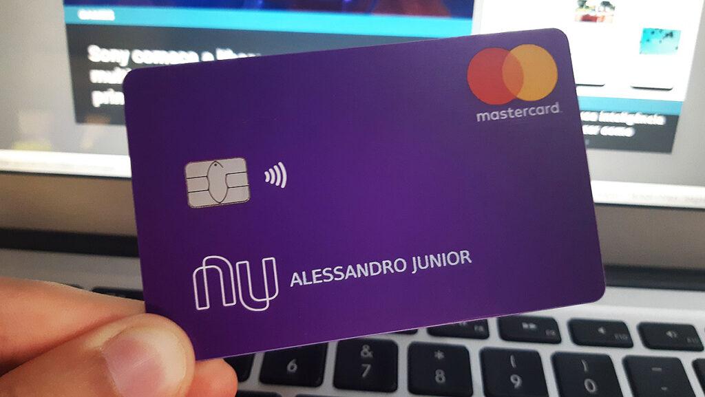 nubank cartao 1024x577 - Nubank realiza parceria com Amazon Prime e cashback  volta para clientes.