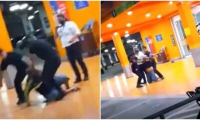 que horror 400x240 - Homem negro é espancado até a morte pelos seguranças do carrefour; veja o vídeo