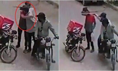 ult collage 40 400x240 - Ladrões se comovem com choro de motoboy e roubo acaba em algo inusitado; veja as imagens