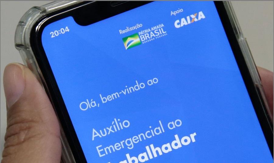 Caixa auxilio emergencial - O governo federal começará a cobrar 2,6 milhões de brasileiros que receberam o auxílio emergencial irregular