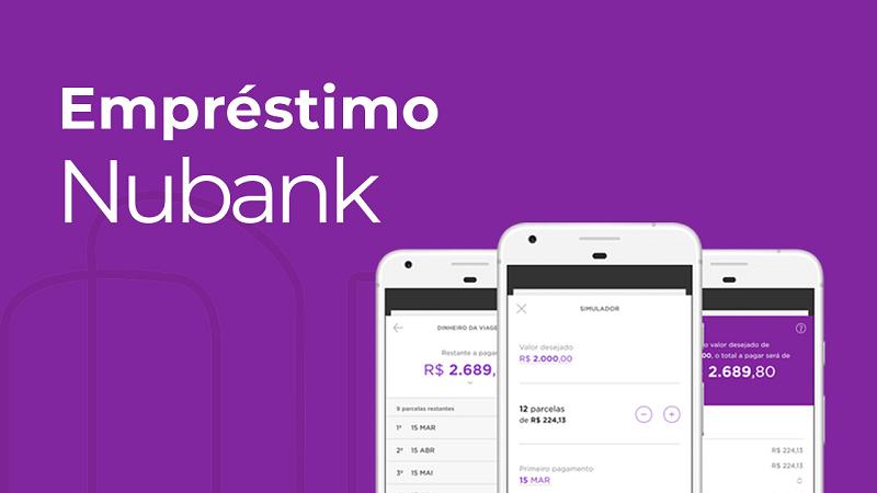 emprestimo nubank 2020 - Nubank oferece Empréstimo pessoal com carência de 90 dias e no máximo 2 anos para pagar. Verifique as condições e saiba como contratar.