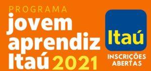 vagas jovem aprendiz itau 300x141 - Banco Itaú abre vagas de emprego para jovem aprendiz; inscreva-se online.