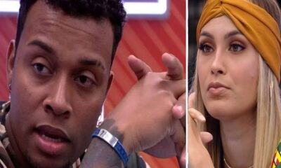 """358 400x240 - BBB21: Nego Di diz que foi assediado por Sarah e dispara; """"E se fosse eu fazendo, como seria lá fora?""""Vídeo!"""
