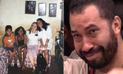 gil bbb21 montagem 400x240 - Conheça a história de Gilberto do BBB21; Pai viciado em drogas, violência doméstica, agressões e noivado com duas moças.