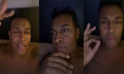 negodi 2021 400x240 - Vídeo: Nego Di detona a emissora Rede Globo e acusa de manipulação no BBB 21