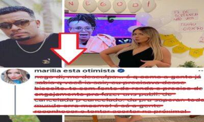 negodi marilia 1 400x240 - Nego Di culpa famosos de promover ódio contra ele, Marília Mendonça deixa recado