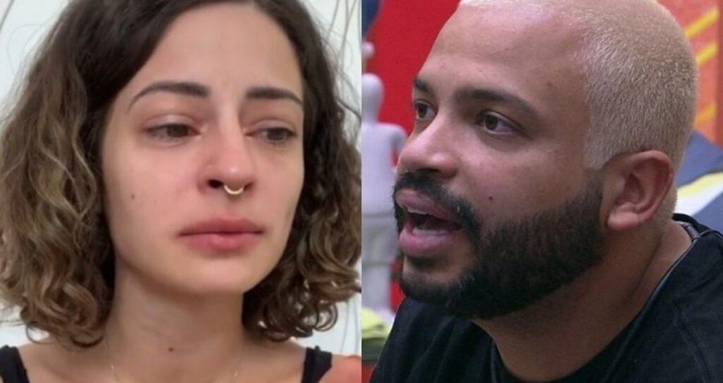 projota tamy 1024x542 - BBB21: Mulher de Projota solta o verbo sobre a conduta do cantor no programa