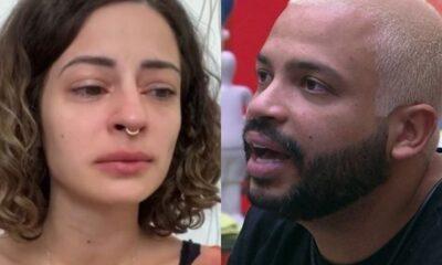 projota tamy 400x240 - BBB21: Mulher de Projota solta o verbo sobre a conduta do cantor no programa