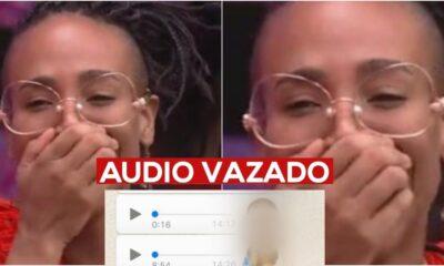 vazaaudiocapa 400x240 - Vaza áudio de Karol Conká falando que se arrependeu de entrar no 'BBB21' e choca a web; Ouça!