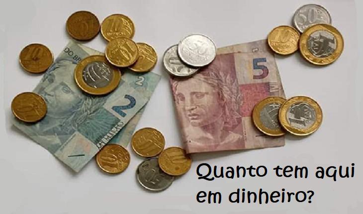 1638434434585c5dccb31fe22 - Teste: Você Consegue descobrir 'Quanto dinheiro tem aqui?'