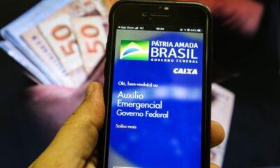 SharedScreenshotauxilio 400x240 - CPF deve mostrar saldo do auxílio emergencial de 4 parcelas de R$ 250 através do DATAPREV. Saiba como