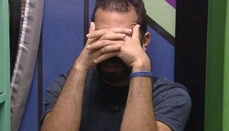 """gilberto chora globoplay BBB21 750x430 - BBB21: Gilberto vai ao confessionário """"Desesperado"""" pedir para sair do reality após imaginar tudo que Carla viu no 'Quarto Secreto'"""