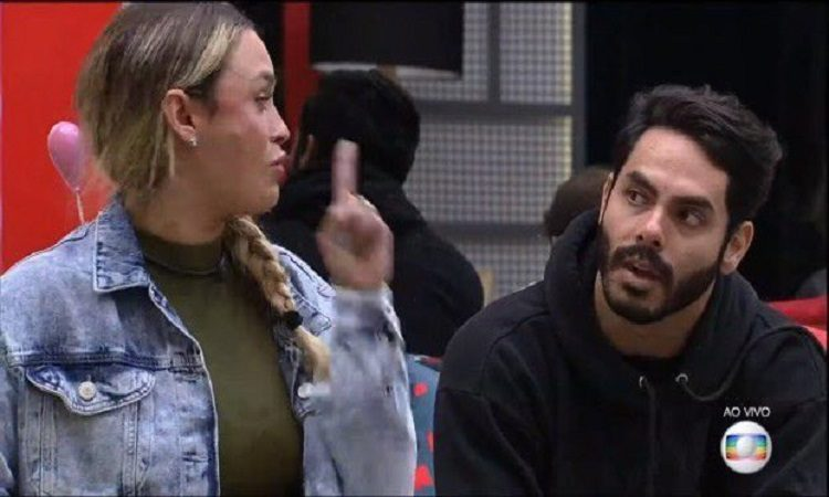 sarah rodolffo 3 - BBB21: Enquete mostra quem sai entre Juliette, Rodolffo e Sarah; confira