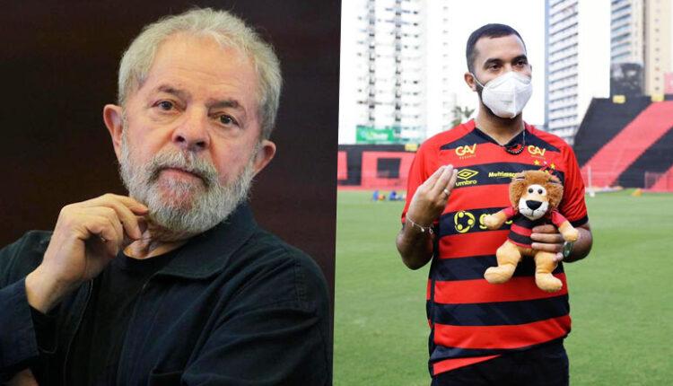 LULA GILDOVIGOR 750x430 - Gilberto Nogueira sofre ataque homofóbico, e Lula 'não se segura' e manda recado AVASSALADOR para o ex-bbb; confira