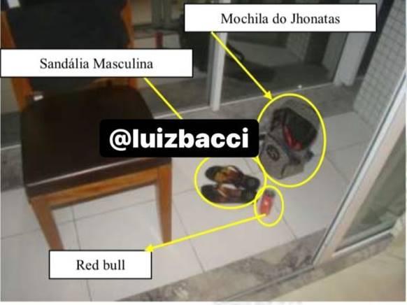 WhatsApp Image 2021 05 23 at 17.55.53 - Vaza fotos de dentro do quarto de MC Kevin antes do acidente, 'detalhe viraliza' ; confira