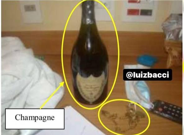 WhatsApp Image 2021 05 23 at 17.55.54 - Vaza fotos de dentro do quarto de MC Kevin antes do acidente, 'detalhe viraliza' ; confira