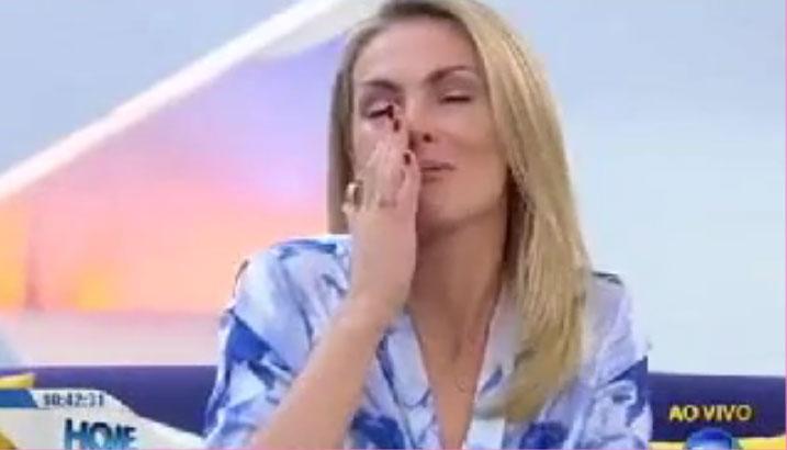 alx ana hickmann chora - Luto: Brasil chora triste perda de Ana Hickmann: 'Não tô acreditando'