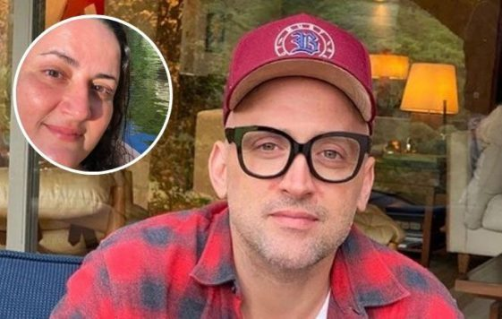bbb 2022 - Irmã de Paulo Gustavo divulga foto do ator no hospital antes da morte: 'Agora você é o meu anjo da guarda'