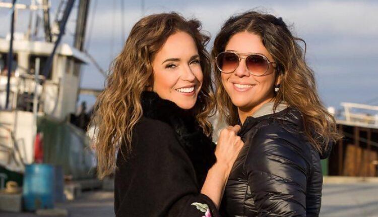 Daniela Mercury e Malu Vercosa8 750x430 - 17 famosas que assumiram relacionamentos com outras mulheres e aposto que você não sabia