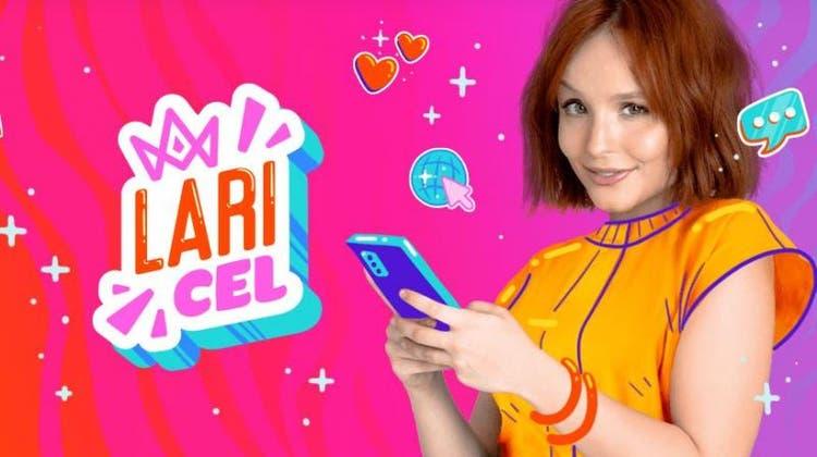 laricel 2 - Larissa Manoela aos 20 anos lança própria operadora de celular e explica empreendimento