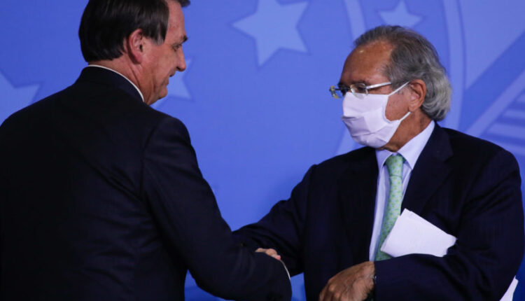 JairBolsonaro PauloGuedes BragaNeto LuizEduardoRamos RicardoBarros AcessoAoCredito 750x430 - Após medida sancionada pelo Presidente Bolsonaro Empréstimo para negativados fica mais fácil; Veja.